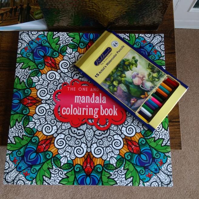 Mandala Book!