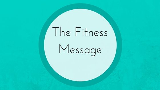 The FitnessMessage